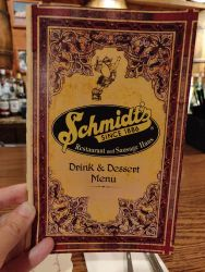 Schmidt's Sausage Haus - Columbus