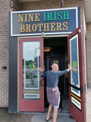 Nine Irish Brothers, Indianapolis
