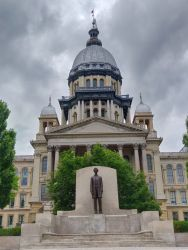State Capitol - Springfield, Illinois