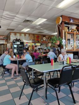 Cozy Dog Drive In - Springfield, Illinois