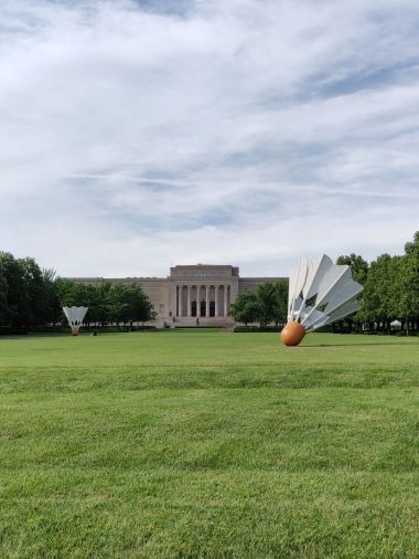 The Nelson-Atkins Museum of Art - Kansas City