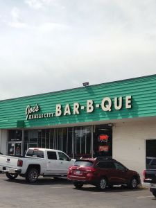 Joe's Kansas City Bar-B-Que - KC