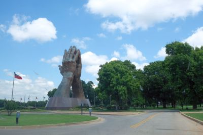 Praying Hands Oral Roberts University - Tulsa