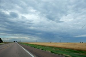 On the way to Colorado Springs, Colorado