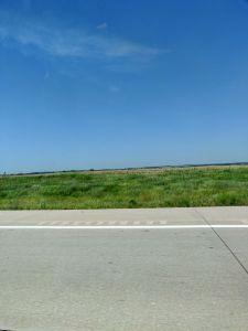On the way to Wichita, Kansas