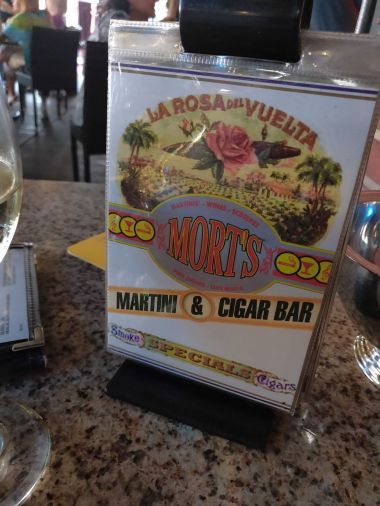 Mort's Martini and Cigar Bar - Wichita